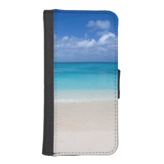 Leeward Beach | Turks and Caicos Photo Wallet Phone Case For iPhone SE/5/5s