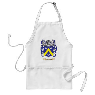 Lefebvre Coat of Arms (Family Crest) Adult Apron