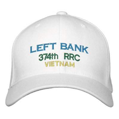 Left Bank 374th RRC(A) - Vietnam Embroidered Hats