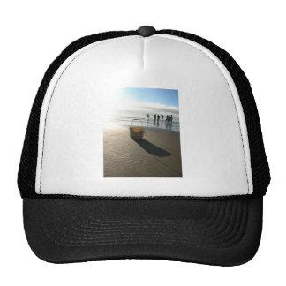 Left Behind Mesh Hat
