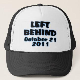 Left Behind October 21 Hat