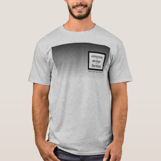 Left Chest Square w/ Gradient T-Shirt
