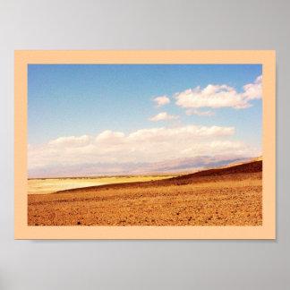 Left Desert View Print