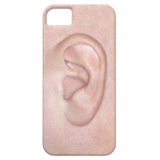 Left Ear iPhone SE/5/5s Case