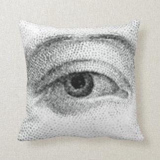 Left Eye Pillow