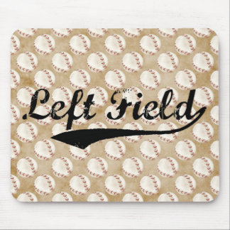 left field mouse pads