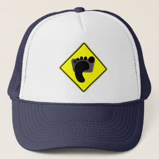 Left Foot Braker Trucker Hat