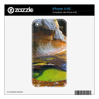 LEFT FORK CREEK 1 DECALS FOR iPhone 4S