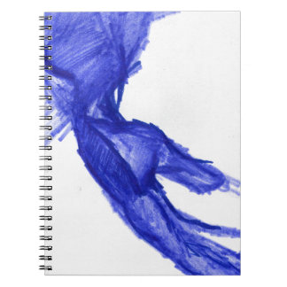 Left Hand of Expression Notebook