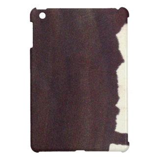 left hand side heavy, match stick iPad mini case