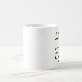 Left-handed Coffee Mug