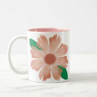 Left handed Flower Fades Scripture mug