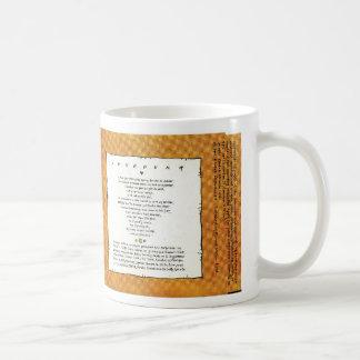 Left Handed Lovedung Mug