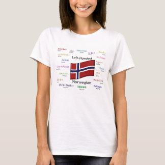 Left-Handed Norwegian T-Shirt