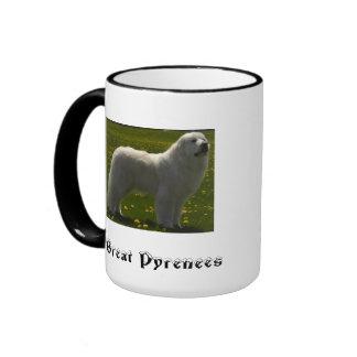 Left-handed Pyrenees Mug XL