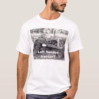 Left Handed tracker, Left handed tractor? T-Shirt