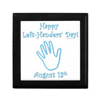 Left Hander's Day Gift Boxes