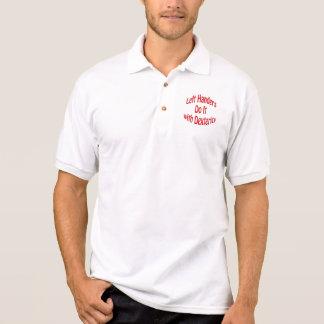 Left Handers Polo Shirt