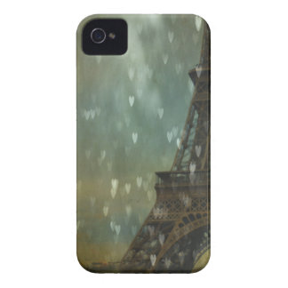 Left My Heart in Paris iPhone4 Case