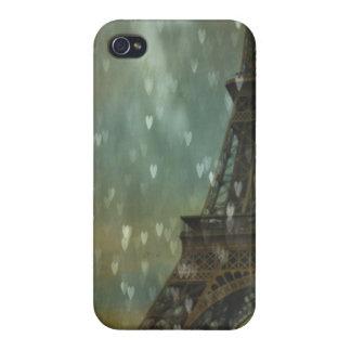 Left My Heart in Paris iPhone4 Savvy Case