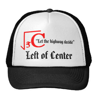 Left of Center Hat