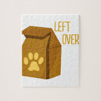 Left Overs Puzzle