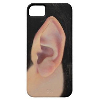 Left Pointy Ear iPhone 5 Cover