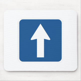 Left Right Up Arrow Sign - Products & Designs! Mouse Pad