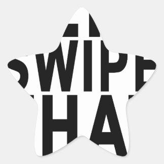 LEFT SWIPE THAT.png Star Sticker