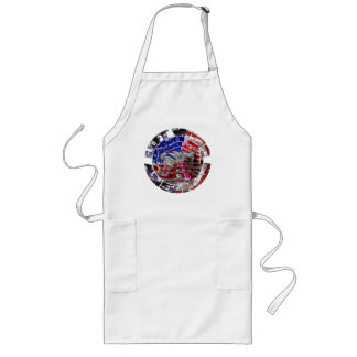 Left Wing American Long Apron