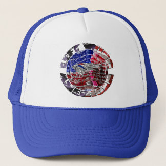 Left Wing American Trucker Hat
