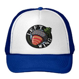 Left Wing Nut Trucker Hat