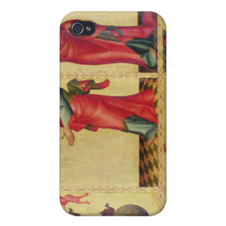Left wing of the High Altar of St. Peter's iPhone 4 Case