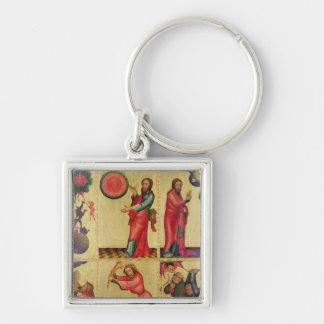Left wing of the High Altar of St. Peter's Keychain
