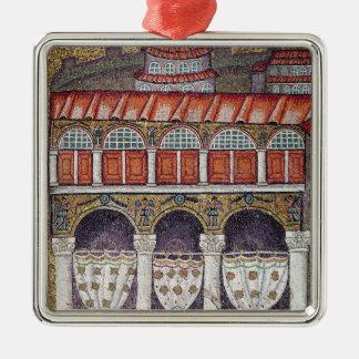 Left wing of the Palazzo di Teodorico, 527-99 Metal Ornament