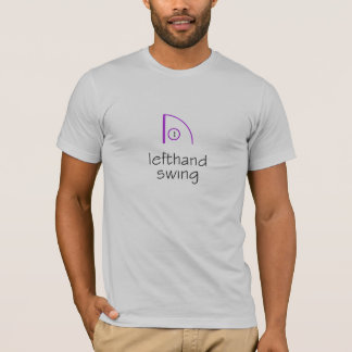 lefthand swing shirt