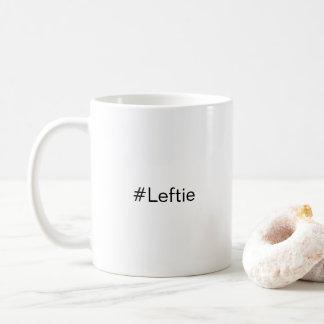 #Leftie Coffee Mug