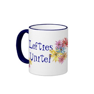 Lefties Coffee Mug mug