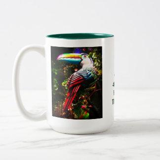 Lefties Toucan Mug