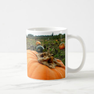 Leftover Pumpkins Coffee Mug