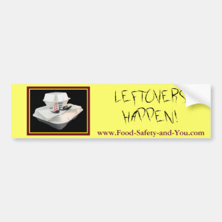 Food safety bumper stickers food safety bumper sticker - Stickers protection cuisine ...