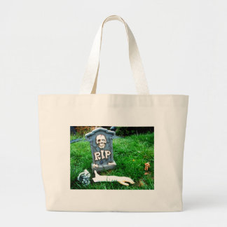 Leftovers Large Tote Bag