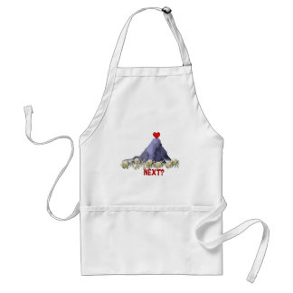 Leftovers of Love Adult Apron