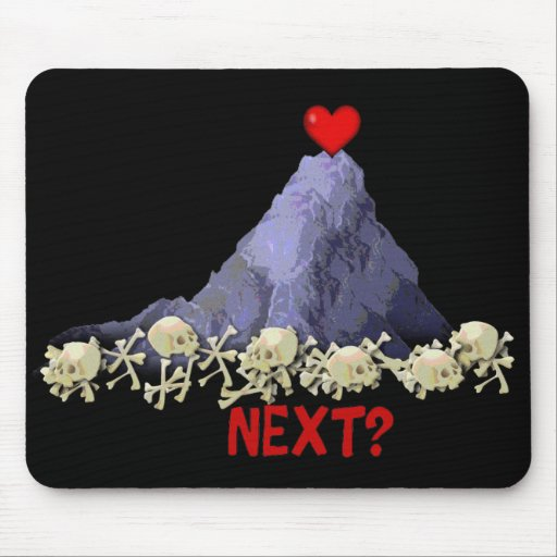 Leftovers of Love Mouse Pad