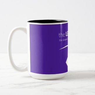 Leftscape Jumbo Coffee Mug