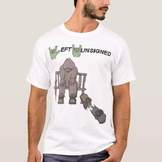 [LeftUnsigned] camisa que anda en monopatín