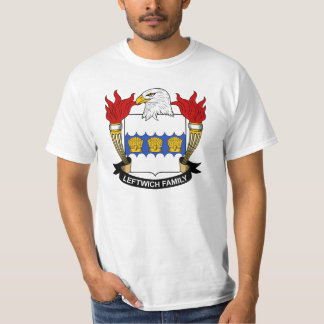 Leftwich Family Crest Shirts