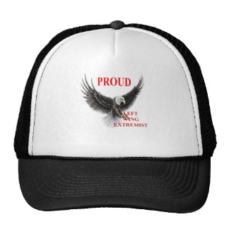 LEFTWING TRUCKER HAT