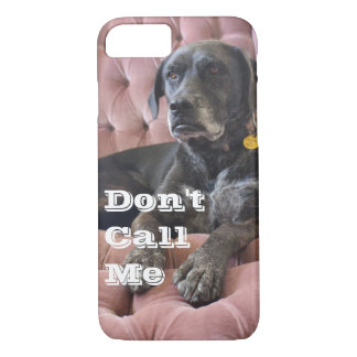 "Lefty ""Don't Call Me"" iPhone Case"