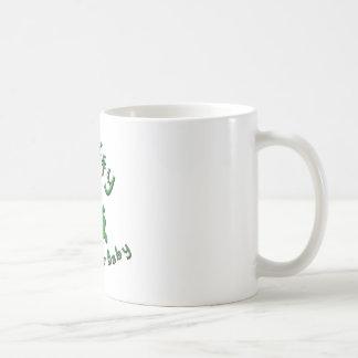 Lefty Leap Year Baby Mugs